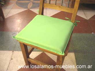 Mantas almohadones cortinas for Almohadones para sillas